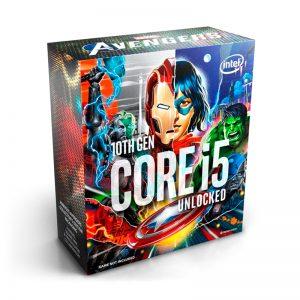 Procesador Intel Core i5-10600K